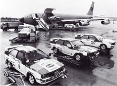 1983 East African Safari