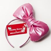 Image of Hello Kitty Bow (Pink). Available at www.iamchubbybunny.com     Wed: Fave Bow Pic    #SephoraHelloKitty
