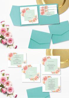 Hochzeitseinladungen Container, Canisters
