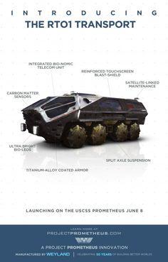 Prometheus teaser poster. #postermania