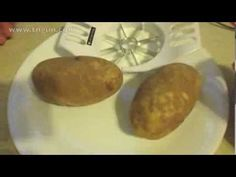 Fast Tip For Cutting Up Potatoes