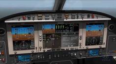Instrumental Full Flight, Barcelona - Marseille, Eclipse 550, IFR with I...