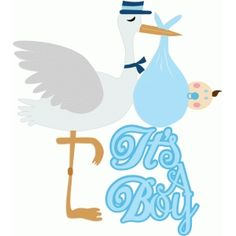 Silhouette Design Store - Search Designs : baby shower