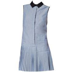 Kleid mit Plisseerock ab 199,90 € ♥ Hier kaufen:  http://stylefru.it/s53334  #Kleid #Plissee #G-Star