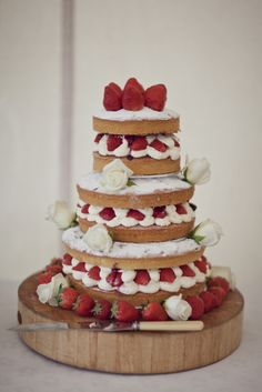 Svatební dortík ;)