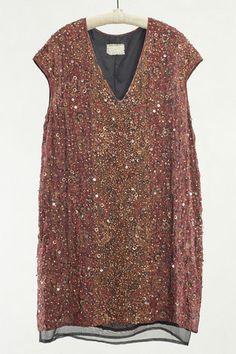 Beaded Dress by Gary Graham   shopheist.com