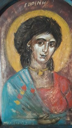 By Aggeliki I Icon, Painting, Art, Art Background, Painting Art, Kunst, Paintings, Performing Arts, Painted Canvas