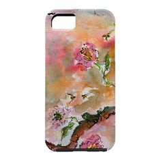 Ginette Fine Art Poetry des Fleurs Cell Phone Case | DENY Designs Home Accessories @DENYDesigns #Home #Accessories #Ginette Fine Art #Poetry des #Fleurs