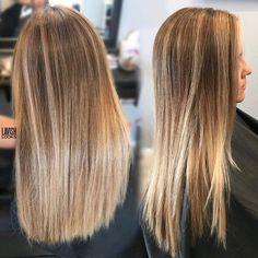 Balayage Color, Hair Painting, Curls, Long Hair Styles, Instagram Posts, Beauty, Long Hairstyle, Long Haircuts, Long Hair Cuts