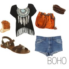 tribal wear, except the shorts (I could never pull those off)