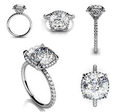 Everything about this is perfect. Mark Awad Diamonds & Fine Jewelry