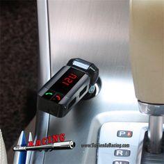 14,54€ - ENVÍO SIEMPRE GRATUITO - Kit Cargador de Mechero BC06S ManosLibres Radio FM MP3 Dual USB Cargador con Bluetooth - TUTIENDARACING