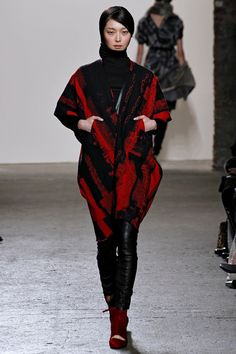 look 15 - Zero + Maria Cornejo Fall 2013 Ready-to-Wear Collection Slideshow on Style.com