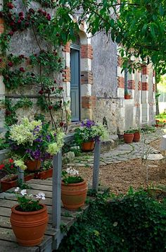 Le Moulin Bregeon Over The Hill, Le Moulin, What A Wonderful World, Wonders Of The World, Paris France, Outdoor Gardens, Outdoor Living, Living Spaces, Restoration
