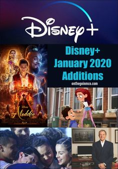 January is the perfect month to Disney+ and chill after the holidays, and this month the streaming service will be adding to its library.