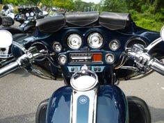 View of the Harley