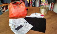 Look de primavera para a sexta feira é camisa sem mangas Gloria Coelho shorts branco com efeito metalizado da Cori e bolsa de resort Lenny laranja para carregar o biquini. Pronta para o final de semana? www.malumodas.com http://ift.tt/29Ss7Qh #moda #campinas #grife #modabrasileira