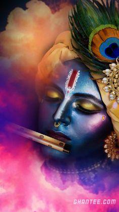Radha Krishna Songs, Krishna Mantra, Krishna Flute, Radha Krishna Images, Lord Krishna Images, Radha Krishna Love, Krishna Photos, Krishna Pictures, Radha Radha