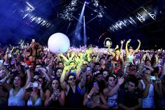 What it really costs: Music fans attend day 2 of the 2015 Coachella Valley Music & Arts Festival (Weekend 1) at the Empire Polo Club on April 11, 2015 in Indio, California.