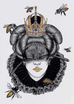 Peony Yip | The Queen Bee