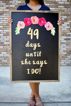 Tea Party Bridal Shower, Bridal Shower Signs, Bridal Shower Invitations, Wedding Showers, Easy Wedding Shower Food, Bridal Shower Foods, Diy Wedding Day, Wedding Favors, Trendy Wedding