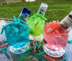 Lets Turn Up Cocktail - For more delicious recipes and drinks, visit us here: www.tipsybartender.com