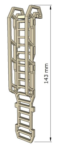 Ladders 5 SciFi Long - Click Image to Close