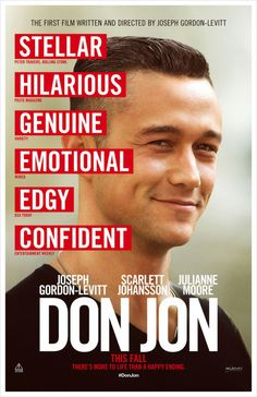 Don Jon by  Joseph Gordon-Levitt