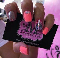 Classy Nails, Cute Nails, Classy Nail Designs, Nail Spa, Short Nails, Gel Polish, Hair And Nails, Acrylic Nails, Makeup