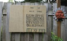 Csutom Upcycled Wooden Portfolio/Album/Heirloom/Wedding With 10 Sheet Protectors & Custom Engraving Burlap Coffee Bags, Different Types Of Wood, Custom Engraving, Upcycle, Baskets, Frame, Artwork, Handmade, Vintage