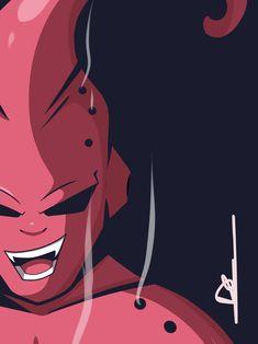 Dbz, Goku, Dragon Ball Z, Fanart, Anime, Superhero, Studio, Artwork, Kids