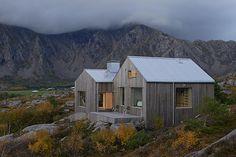 VEGA COTTAGE  Kolman Boye Architects in the island of Vega, not very far from the polar circle