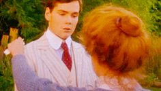 """And later danced with her in the garden. 
