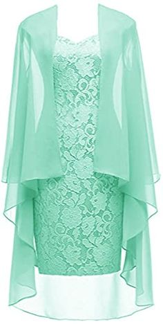 Chiffon evening dresses - Amazing offer on Ruiyuhong Women's Short Lace Mother The Bride Dress Jacket Formal Gowns online – Chiffon evening dresses Chiffon Evening Dresses, Formal Evening Dresses, Formal Gowns, Elegant Dresses, Lace Chiffon, Chiffon Vestidos, Dress Formal, Mother Of Groom Dresses, Mother Of The Bride
