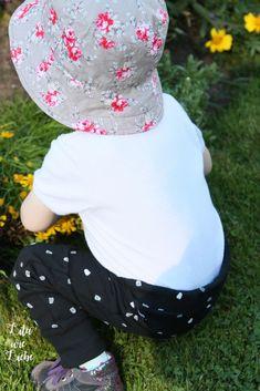 Reversible Bucket Hat - Sommerhut (FREEBOOK, oliverands) - Lila wie Liebe