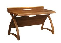 Jual PC603 Small Walnut Computer Desk