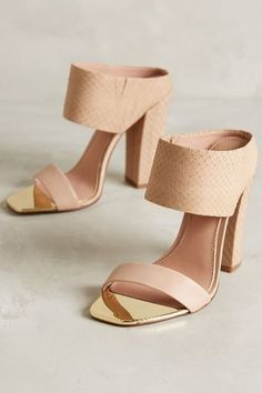 Rachel Zoe Skyla Heels - either color, size 10 Rachel Zoe, Heeled Mules, Heeled Boots, Shoe Boots, Shoes Heels, Cute Shoes, Me Too Shoes, Fancy Shoes, Stella Mccartney