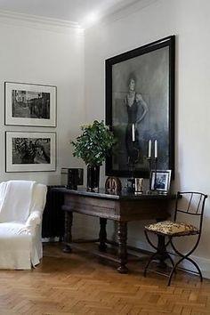 Rose Uniacke - Interiors - London House - Fox Home Design Home Interior, Interior Decorating, Interior Design, Decorating Ideas, Modern Interior, Decor Ideas, Rose Uniacke, Deco Addict, London House