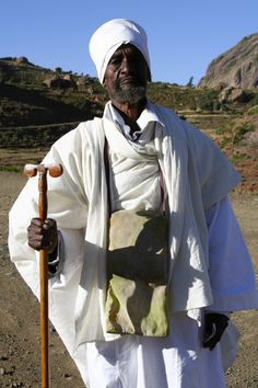 Dabre Damo Monastery, Ethiopia