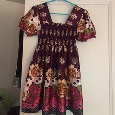 Dress Beautiful and colorful mini dress , small size can used for night out and for any special  occasion , the fabric is satin nice for day or night  Fionella Dresses Mini