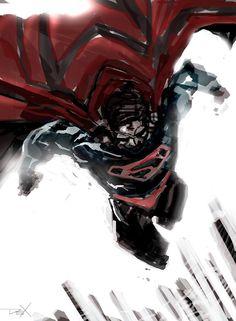 Superman by ~nefar007