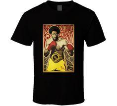 Detroit Cobras Cool Boxing Fan T Shirt