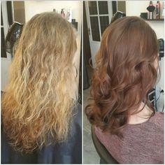 cut ▪ color ▪ style #hairdresser #hairstylist #haircut #hairdye #hairdo #blowdry #haircolor #hairstyling #hairinspiration #coloredhair #brownhair #darkhair #brunette #brunettes #beautifulhair #matrixhair #haircare #matrixcolor #dyedhair #leeuwarden #transformation #makeover #darkhair #wavyhair #curlyhair
