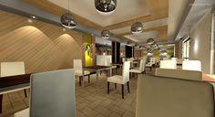 Kávézó natúr színekkel Conference Room, Modern, Table, Furniture, Home Decor, Trendy Tree, Decoration Home, Room Decor, Meeting Rooms
