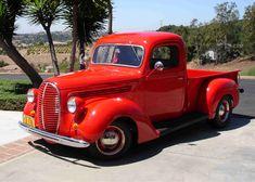 Old Ford Trucks, Pickup Trucks, Classic Trucks, Classic Cars, Vintage Cars, Antique Cars, Old Pickup, Old Fords, Cool Trucks
