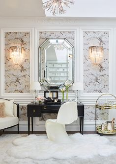 Décor Inspiration: Chanel Boutique in Bergdorf Goodman, New York