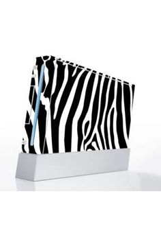 is that a zebra print wii ..... um yes please
