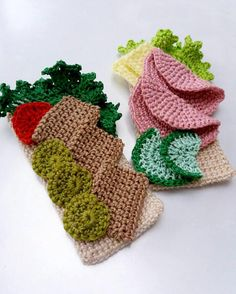 Hey, I found this really awesome Etsy listing at https://www.etsy.com/se-en/listing/548874153/crochet-sandwich-set-amigurumi-handmade