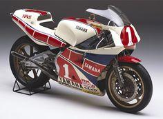 YZR500(0W76)(1984年/レースマシン)