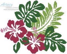 Artecy Cross Stitch. Free cross stitch patterns every two weeks.